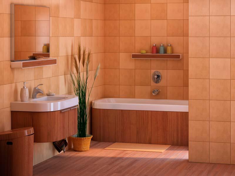 baño feng shui