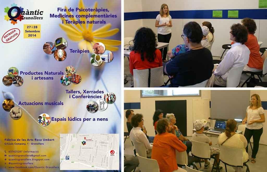 feng shui; conferencia; quantic granollers; terapias alternativas; sanación; limpieza espacios; limpiezas energéticas