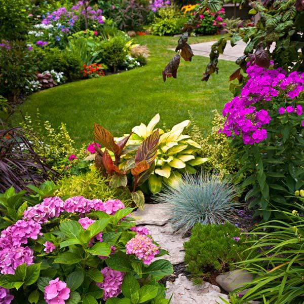 feng shui jardines