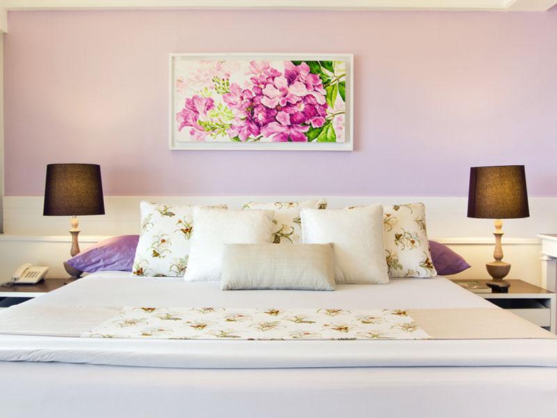 Feng shui dormitorio cmo pintar las paredes del for Decoracion de habitaciones feng shui