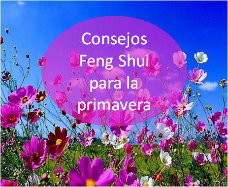 consejos feng shui para la primavera