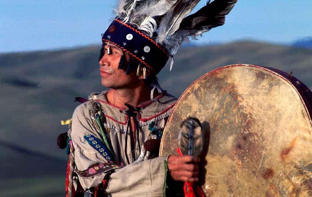 tambor chamánico