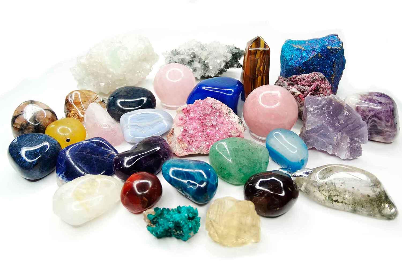 los minerales y el feng shui