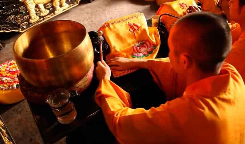 origen cuencos tibetanos