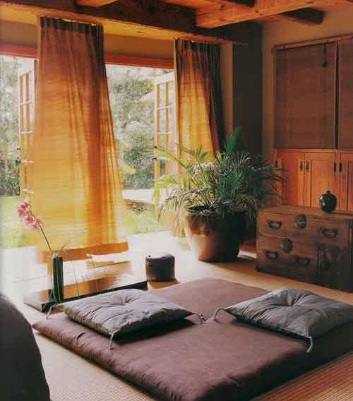espacio para meditar